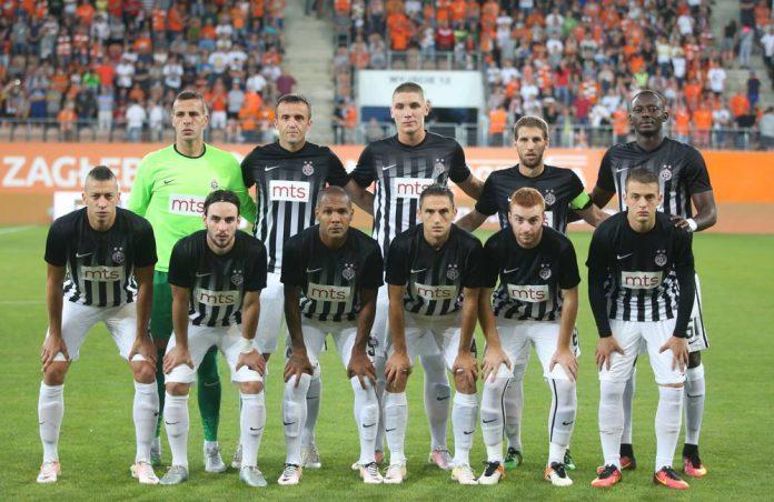 УЕФА на три години го суспендира ФК Партизан