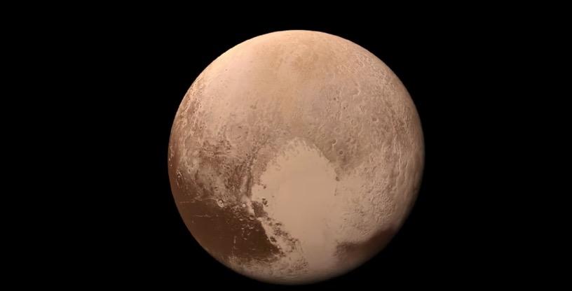 НАСА покажа како би можело да изгледа слетувањето на Плутон