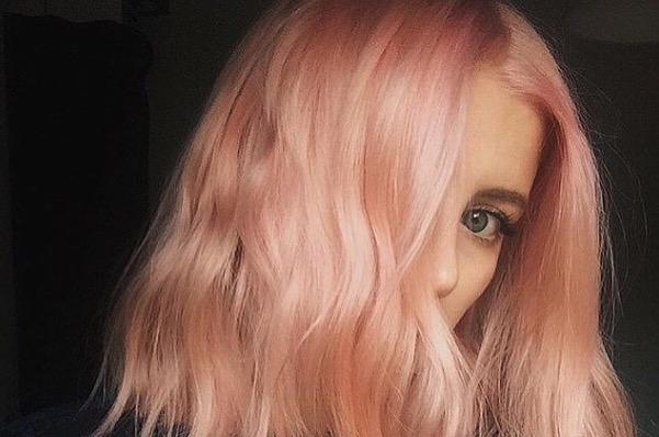 Каква коса е тоа  блоринџ