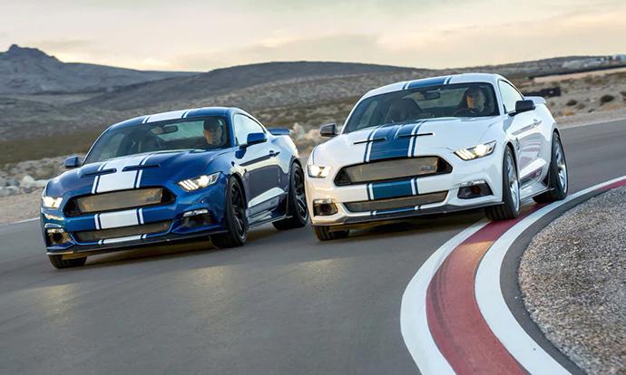 Mustang Shelby во чест на 50 годишнината