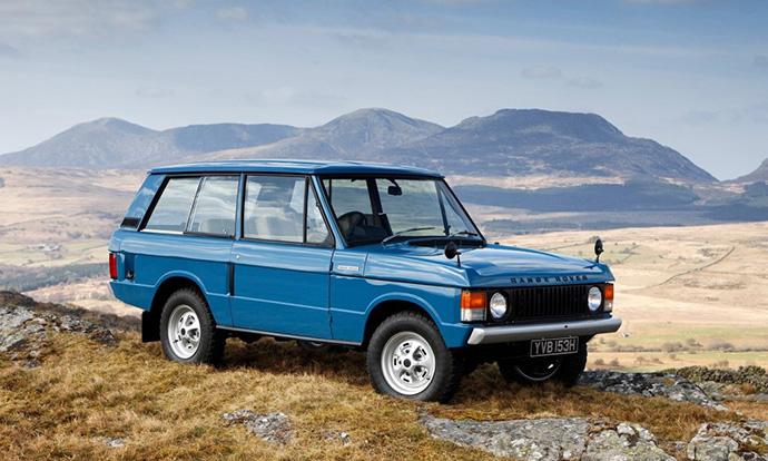Како еволуираше Range Rover