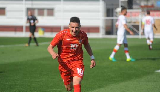 Новата У 21 репрезентација ја победи Црна Гора