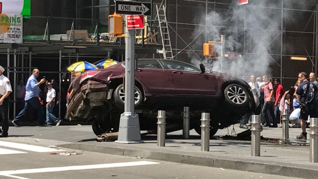 Откриен идентитетот на возачот кој прегази пешаци во Њујорк