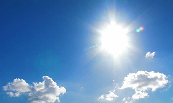 Сончево и потопло со мала до умерена облачност