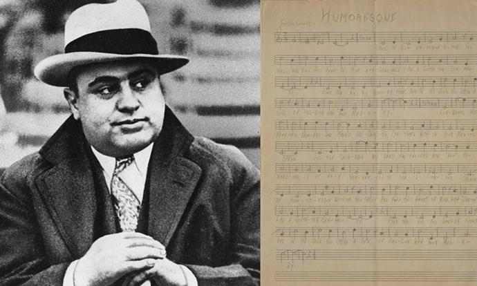 Гангстерска аукција  Продадени артефакти за Ал Капоне и Бони и Клајд