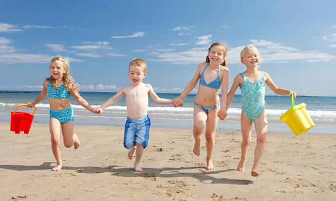 Прва помош за деца при топлотен удар