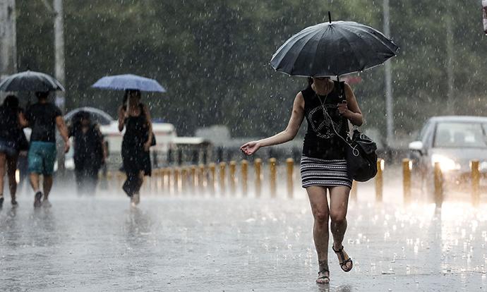 Најмногу дожд во Берово  најстудено во Лазарополе  Маврово и Крушево
