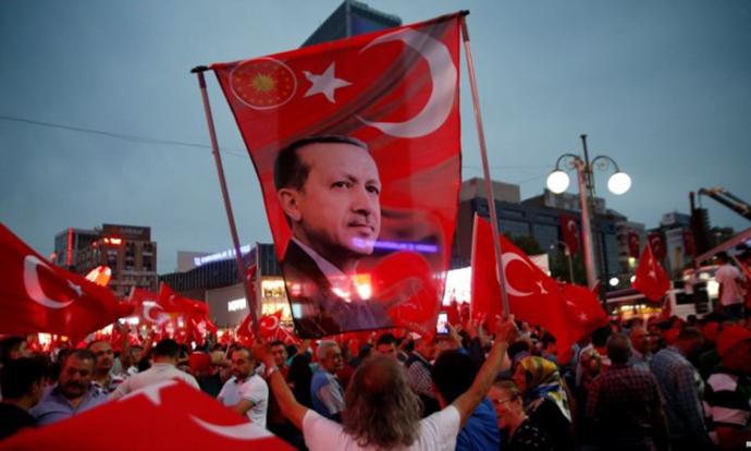 Ердоган  Предавниците повторно ќе се обидат  бидете подготвени