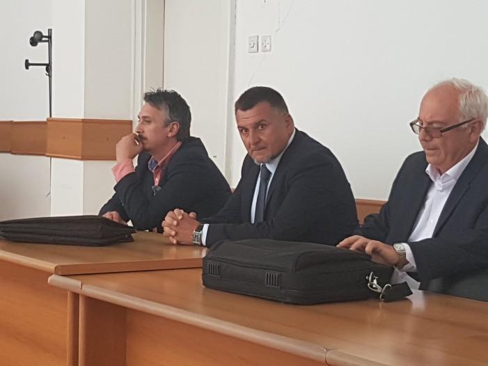 СЈО бара притвор за Тони Јакимовски  обвинет во случаите  Таргет  и  Тврдина