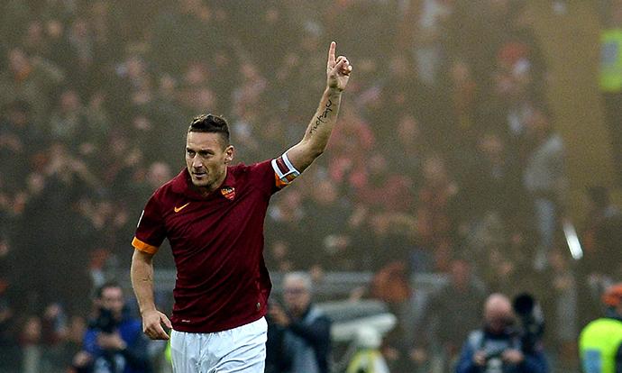 Тоти заминува од теренот  стана директор на Рома