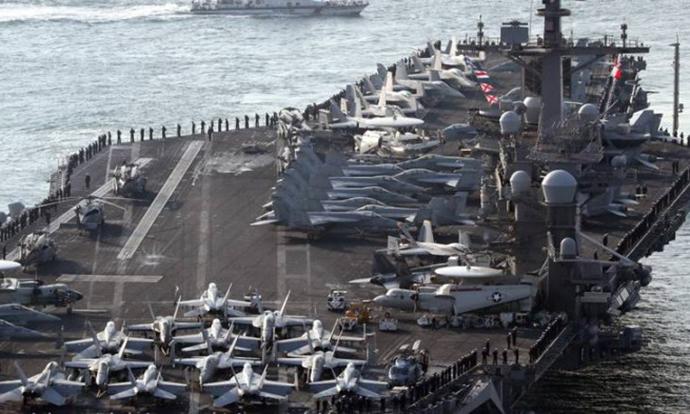 Војна во најава  САД веќе одбрале потенцијални цели во Северна Кореја