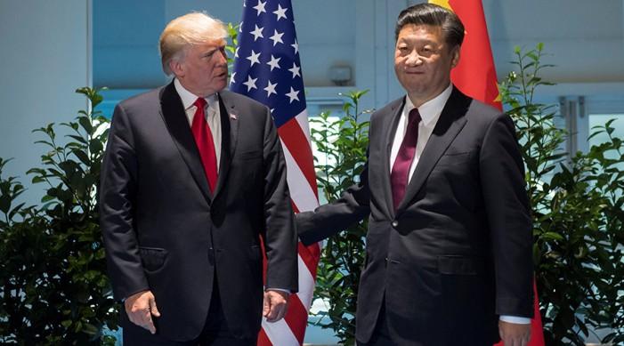 Си Џинпинг на Трамп  Внимавај на зборовите со Пјонгјанг