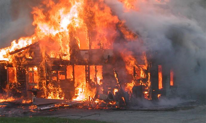 Пожари во Крива Паланка   опожарена куќа  плевни и бандери