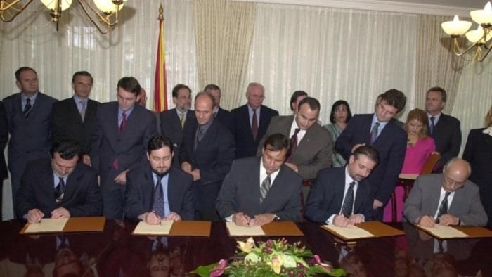 Годишнина од потпишувањето на Охридскиот Рамковен договор