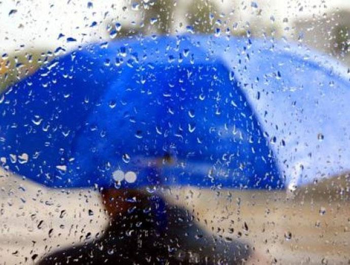 Променливо облачно со услови за дожд