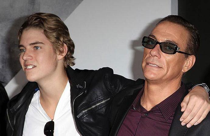 Син на познат актер уапсен под дејство на дрога