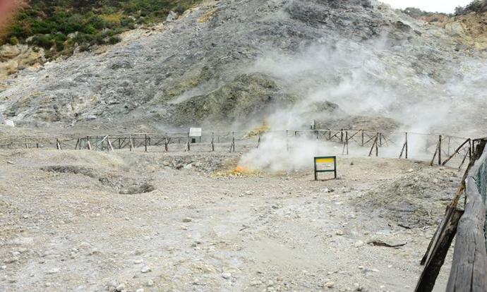 Родители и дете загинаа во вулкан во Италија