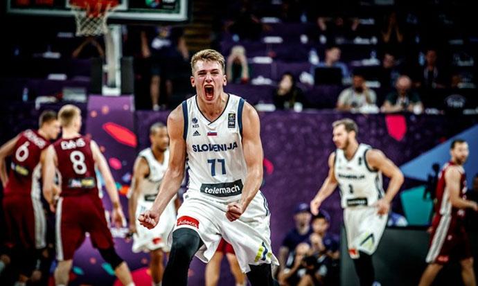 Словенија се пласираше во полуфиналето на Евробаскет
