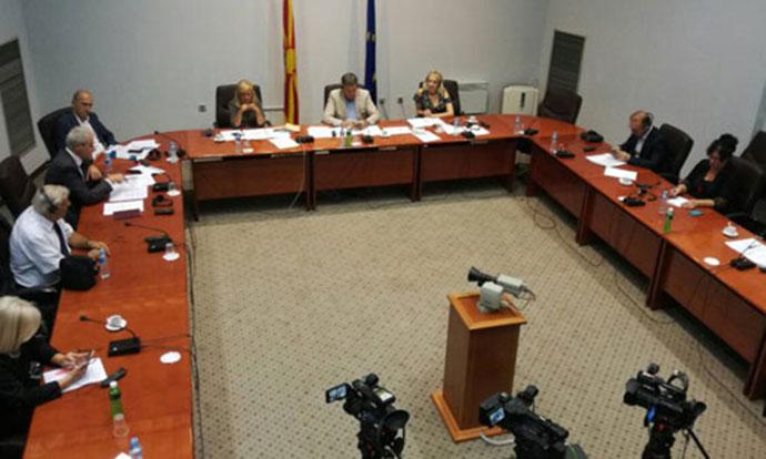 Предлог законот за јазиците помина на Комисијата за политички систем