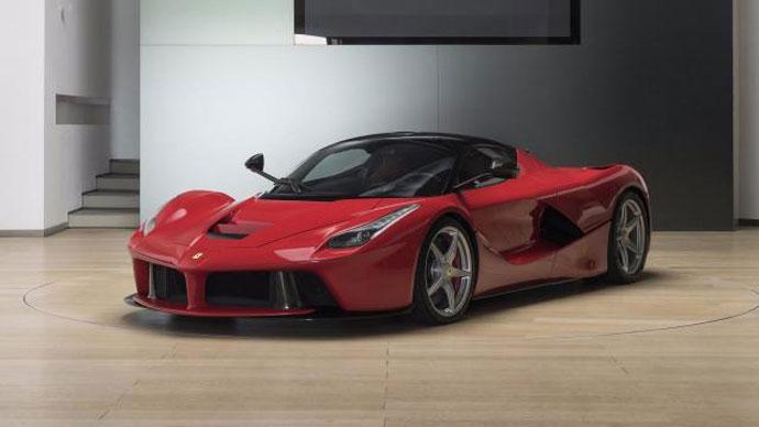 Платил 2 1 милиони евра за Ferrari кое не смее да го вози