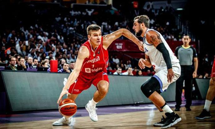 Евробаскет  Србија е последниот полуфиналист