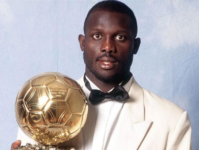 Поранешен освојувач на Златна топка нов претседател на Либерија