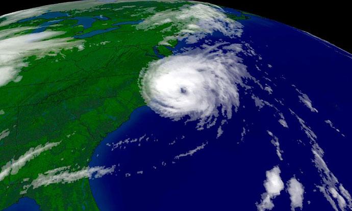 Ураганот Офелија опасност и за Европа
