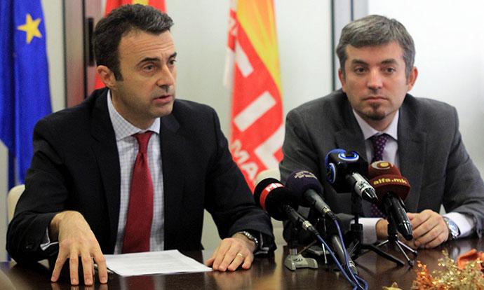 Владата отвори случај околу Александар Никовски