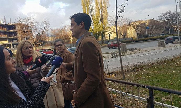 Денеска пресуда за Томислав Лазаров за насилството во Центар