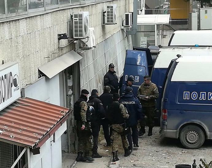 Притвор за Арнаудов  Мукоски  Пешевска  Тарчуловски и Димовски