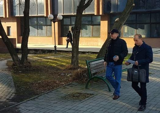 Латас и адвокатката побараа да не бидат снимани во судницата