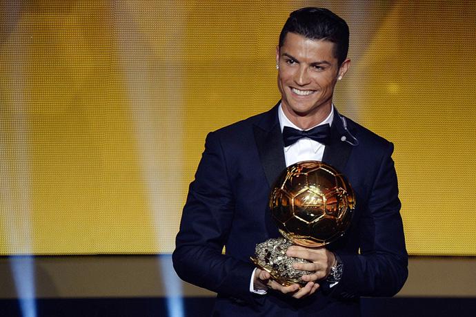 Кристијано Роналдо по петти пат ја освои Златната топка