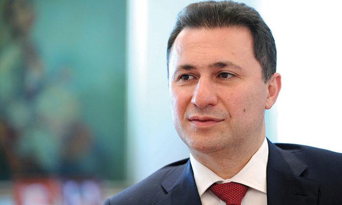Груевски  Не овластив никого од кандидатите за лидер на партијата да се повикува на моја поддршка