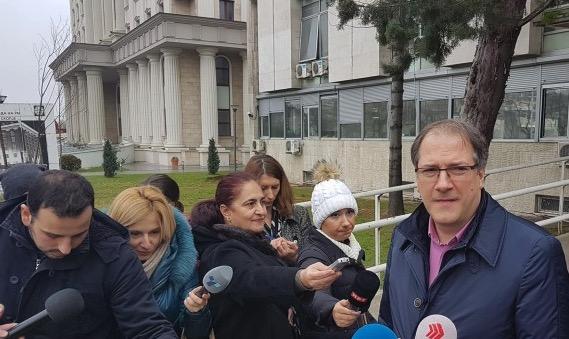 Жерновски  Одбраната на Груевски ги користи сите средства за да го одложи судењето