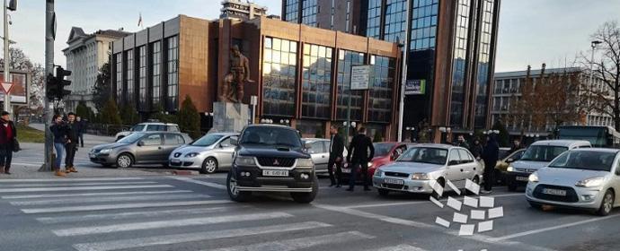 ВМРО ДПМНЕ ќе блокира четири крстосници во Скопје