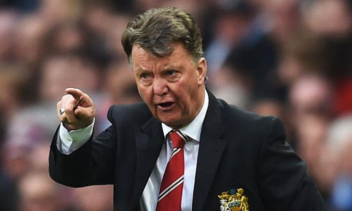 Ван Гал  Сакам да им се одмаздам на Јунајтед