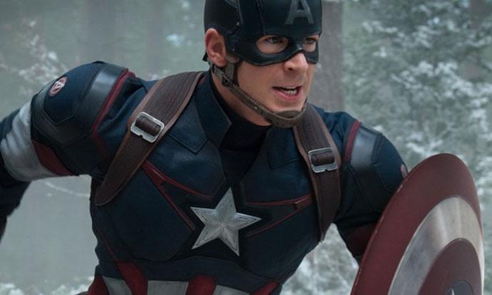 Како е да се биде Капетан Америка