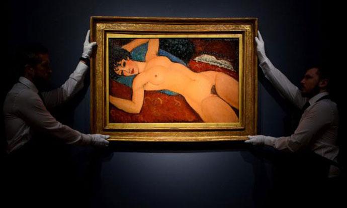 Скандал во Италија  Изложба на Модилјани со фалсификат слики