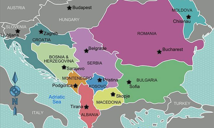 Доналд Туск  Балканот е подраматичен од  Game of Thrones