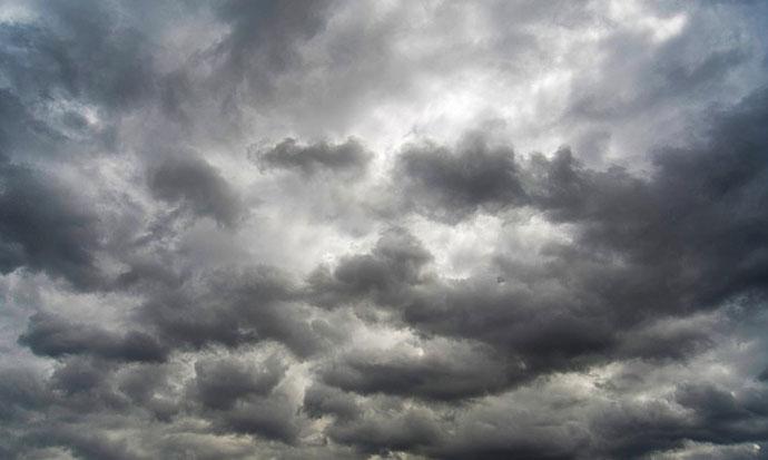 Облачно време со услови за дожд и снег