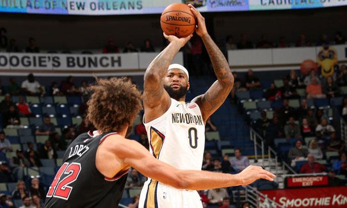 НБА  Историската ноќ на Казнс донесе победа за Пеликанс