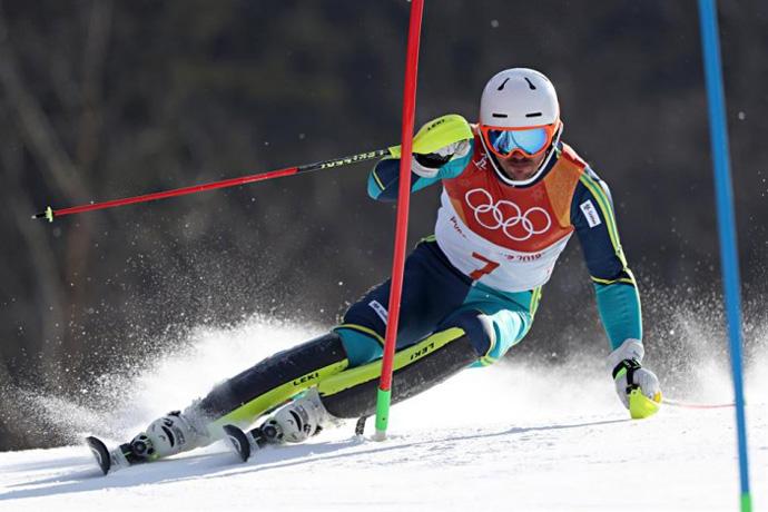 ЗОИ  Ристевски без пласман во слалом  Мирер освои злато