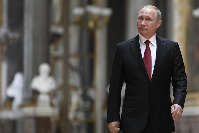 Ниту еден западен лидер не му ја честиташе победата на Путин
