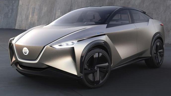 Футуристичкиот концепт на Nissan е всушност Leaf SUV