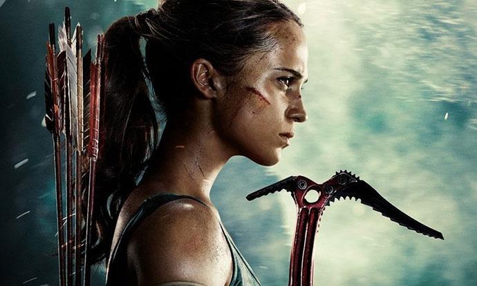 Боксофис  Силен старт на  Tomb Raider   но недоволен за прво место