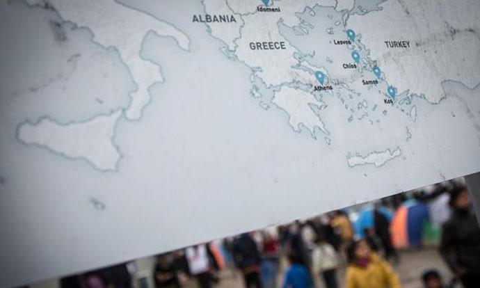 Дали Грција и Турција се на работ на војна?