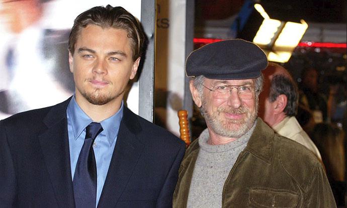 Стивен Спилберг и Леонардо Дикаприо заедно ќе работат на нов филм