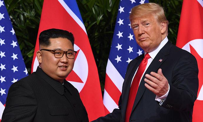 Трамп: Спијте мирно вечерва, Северна Кореја веќе не е нуклеарна закана