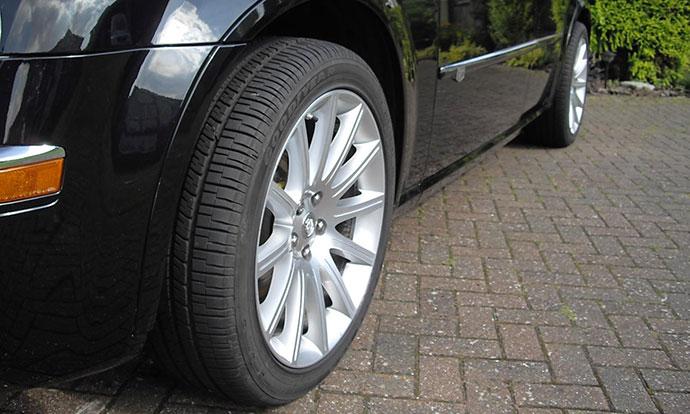 Зошто пошироките гуми не се секогаш подобри?