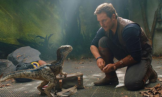 """Jurassic World: Fallen Kingdom"" е новиот крал на боксофисот"